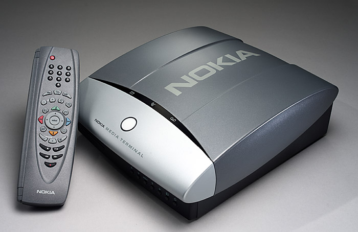 Nokia Satellite Set-top Box