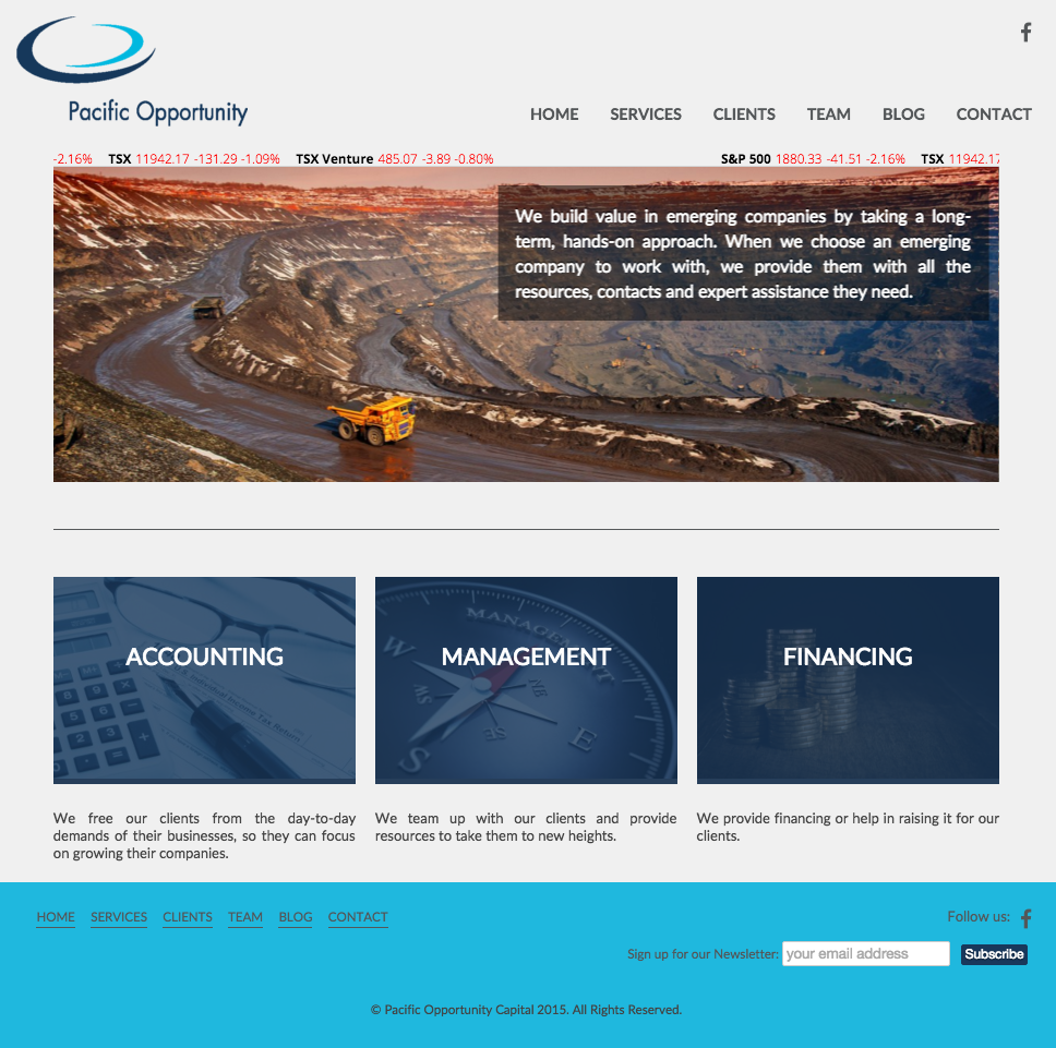 Pacific Opportunity Capital Ltd.